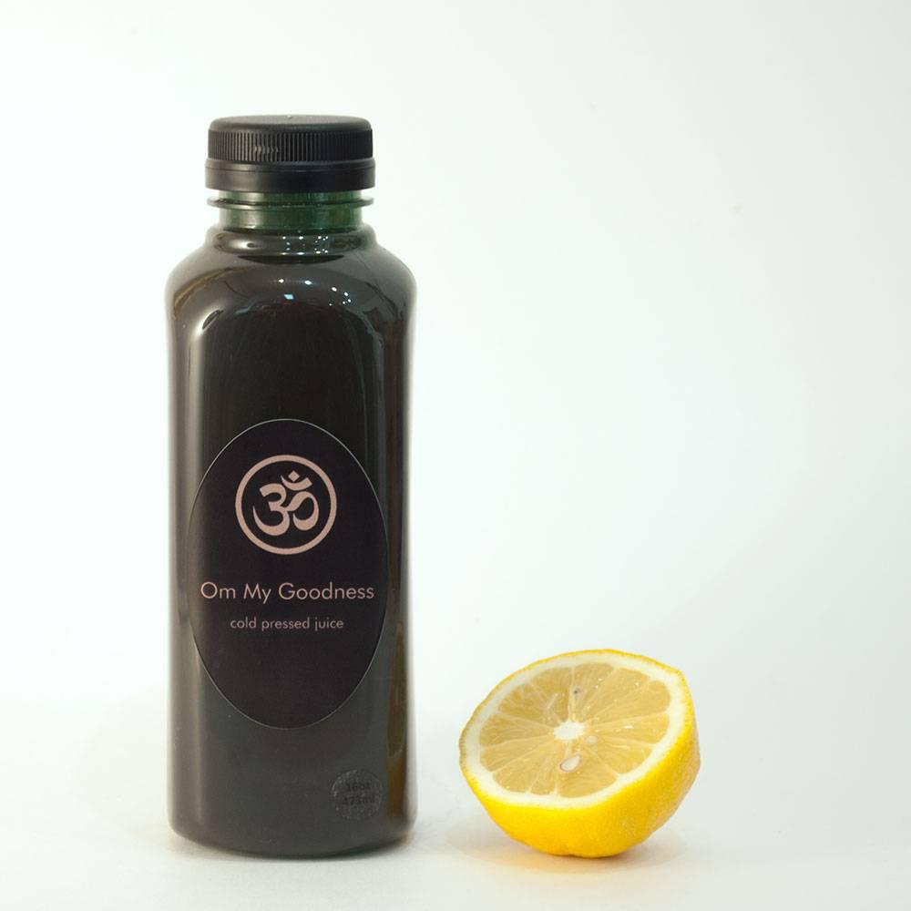E3Live Lemonade by Om My Goodness Juice Company
